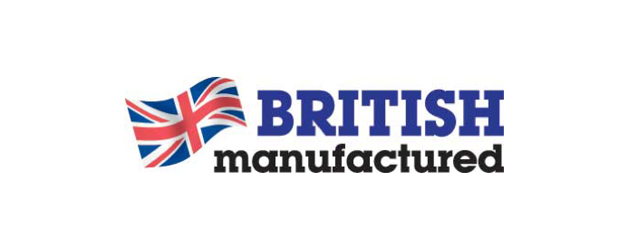british manufactured logo