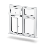 upvc flush sash windows